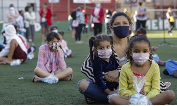 Zbulohet një sindromë e re te fëmijët në SHBA në lidhje me koronavirusin