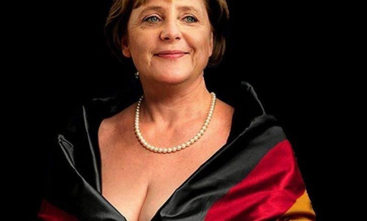 Publikohen fotografitë nudo të kancelares Angela Merkel