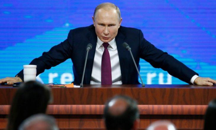BE zgjat sanksionet ndaj Rusisë