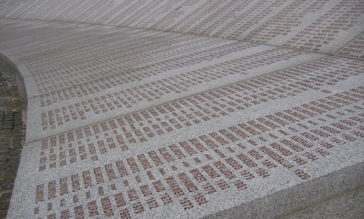 Njohja e Gjenocidit të Srebrenicës: Imperativi moral i motos 'Kurrë më'