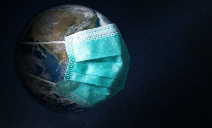 Përkeqësohet situata e pandemisë në botë