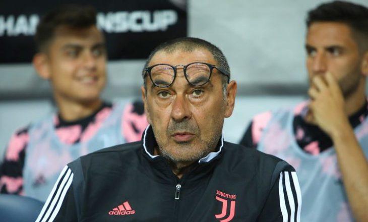 E fundit, Juventus shkarkon Sarrin