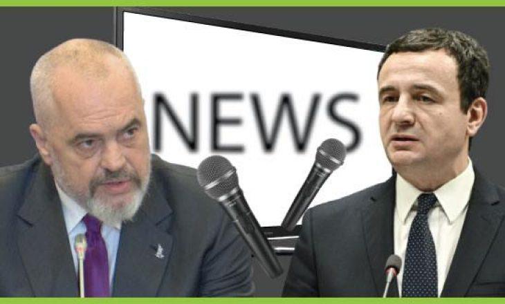 Dy liderët shqiptarë që nuk i përballojnë mediat kritike – krijojnë televizionet e tyre personale