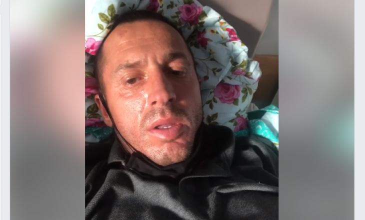 Veterani i UÇK-së me mesazh prekës për gjithë qytetarët pasi u infektua me virusin Covid-19