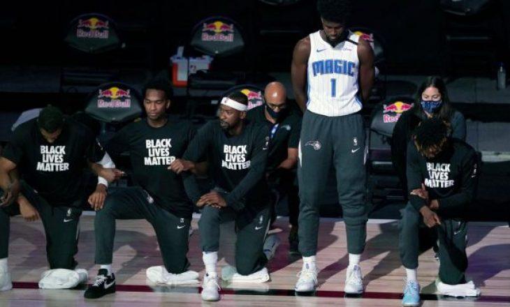 I vetmi që s'protestoi kundër racizmit, ylli i NBA arsyetohet duke thënë se është fetar