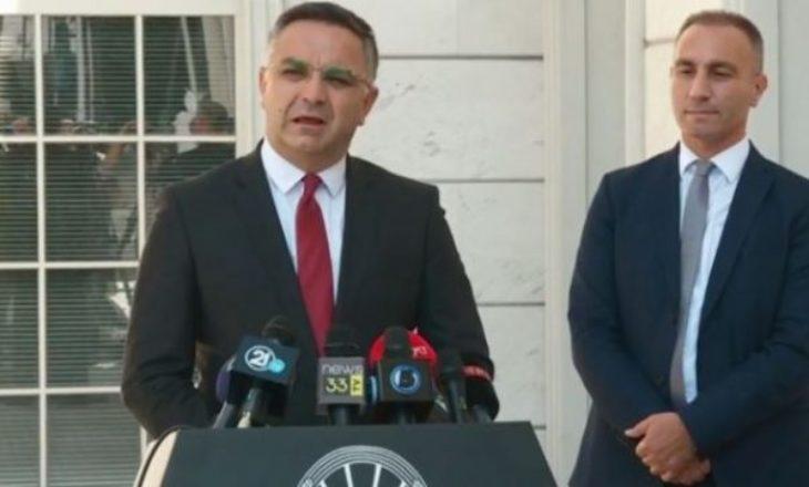 Takohen Grubi e Tahiri, flasin për çështjen e kufirit Kosovë-Maqedoni