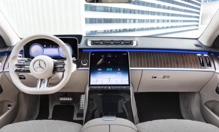 Ky është luksi i jashtëzakonshëm i Mercedes S-Class 2021